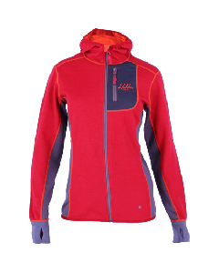 Reverso 2-layer jacket hoodie (W)