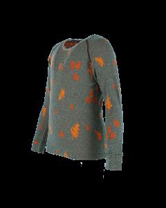 Heldre Løv sweater (2-6)